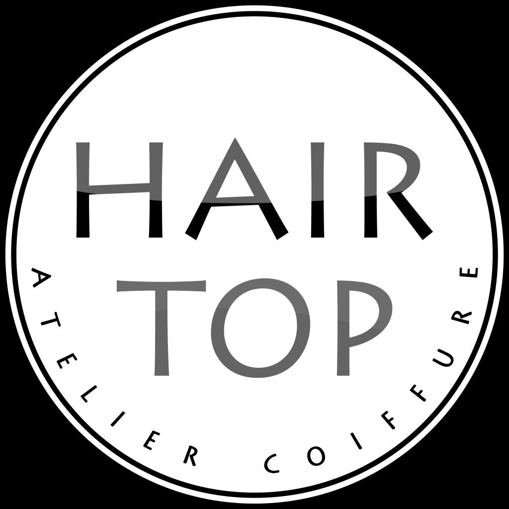 Logo Hair Top
